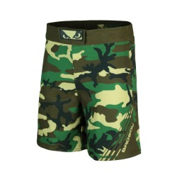 Bad Boy Soldier MMA Shorts Green