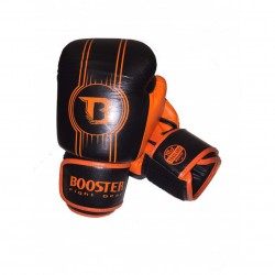 Booster Boxing Gloves BGL 1 V6 Black Orange Leather