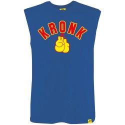 Kronk Gloves SL T-Shirt Royal Blue