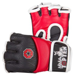 Top Ten Ultimate Fight Handschuhe Rot Schwarz