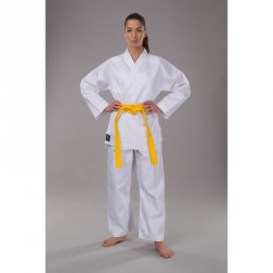 Abverkauf Phoenix Karate Anzug BASIC Edition Weiss
