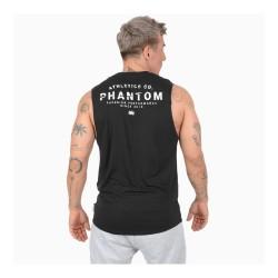 Phantom Superior T-Shirt SL Black