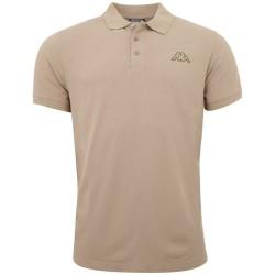 Abverkauf Kappa Polo Shirt PELEOT khaki