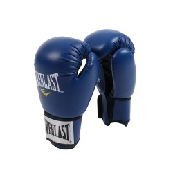 Abverkauf Everlast Moulded Foam Training Glove PU Blue 6000