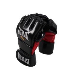 Everlast MMA Training Gloves Shiny Black 7566