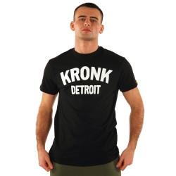 Kronk Detroit T-Shirt Black White