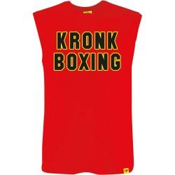 Kronk Boxing SL T-Shirt Red