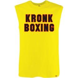 Kronk Boxing SL T-Shirt Yellow