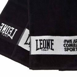 Leone 1947 Handtuch Training schwarz