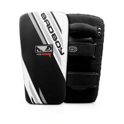 Bad Boy Pro Series Advanced Long Thai Pads Black White