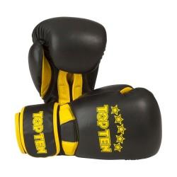 Top Ten Elite Dual Boxhandschuhe 10oz gelb