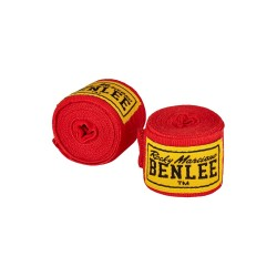 Benlee Elastic Boxbandagen 200cm Red