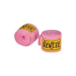 Benlee Elastic Boxbandagen 200cm Baby Pink
