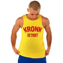 Kronk Detroit Appl. Training Gym Vest Yellow