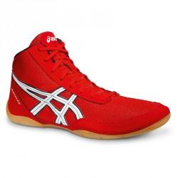 Asics Matflex 5 Rot Weiß J504N 2301