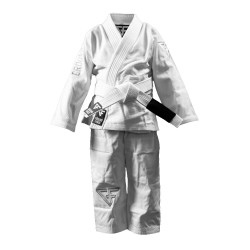 Ground Force Premium Kids Gi White