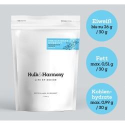 Hulk and Harmony WPI Vanille 500g