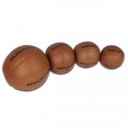 Tunturi Medizinball Kunstleder 1-3kg