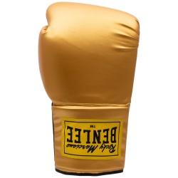 Benlee Giant Autogramm Boxhandschuh Gold