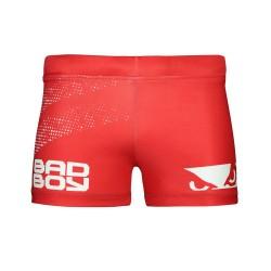 Bad Boy Impact Vale Tude Short Red