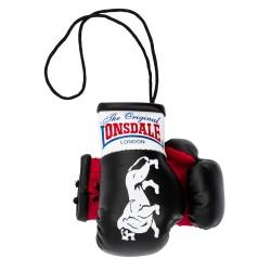 Lonsdale Promo Mini Boxhandschuhe Schwarz