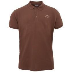 Kappa Polo Shirt PELEOT terra