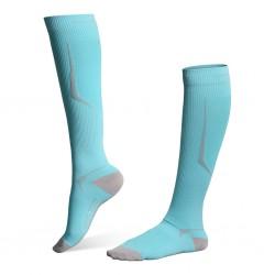 Strammer Max Women Kompression Socken Sports Line Türkis
