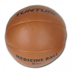 Tunturi Medizinball Kunstleder 5kg