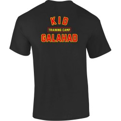 Kronk Boxing Kid Galahad Training Camp T-Shirt Black