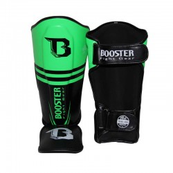 Booster Pro Siam Shinguards Green BSG Skintex