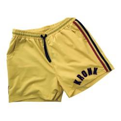 Kronk War Shorts Yellow