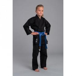 Phoenix Karate Anzug Standard Edition Schwarz Kids