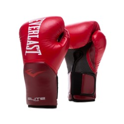 Everlast Pro Style Elite Boxhandschuhe Flame Red