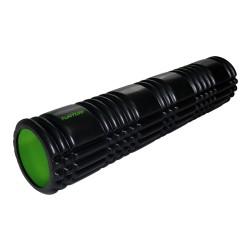 Tunturi Yoga Grid Foam Roller Schwarz 61 cm