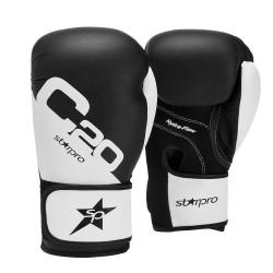 Starpro C20 Training Boxhandschuhe Schwarz Weiss