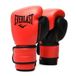 Everlast Powerlock 2R Boxhandschuhe Red