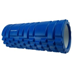 Tunturi Yoga Foam Grid Roller Blue 33 cm