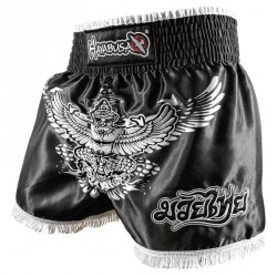Hayabusa Garuda Muay Thai Short Black