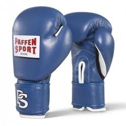 Paffen Sport Boxhandschuhe Contest DBV blau