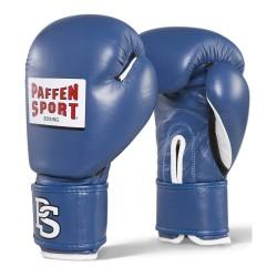 Paffen Sport Boxhandschuhe Contest DBV Blue
