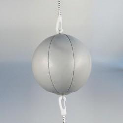 Phoenix Doppelendball Echtleder 28cm