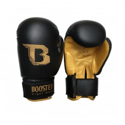 Booster BT Kids Duo Boxing Gloves Gold Skintex