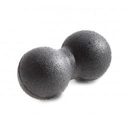 Oliver Fasziendoppelball 8cm Schwarz