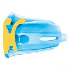 Shock Doctor 4300A Zahnschutz Braces Double Zahnschutz Blau