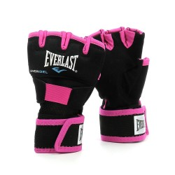 Everlast Evergel Hand Bandagen Black Pink