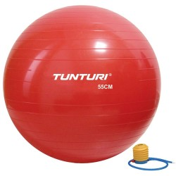 Tunturi Gymnastikball rot 55cm