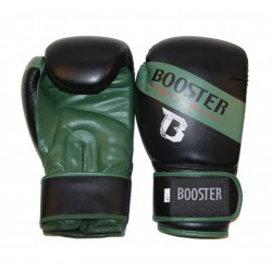 Booster BT Sparring Gloves Army Green PU