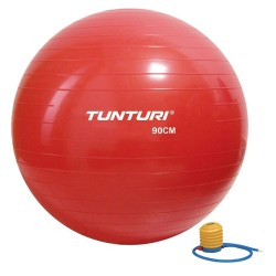 Tunturi Gymnastikball rot 90cm
