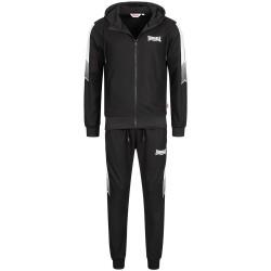 Lonsdale Marthall Herren Trainingsanzug Black White