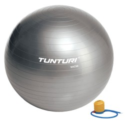 Tunturi Gymnastikball silber 90cm